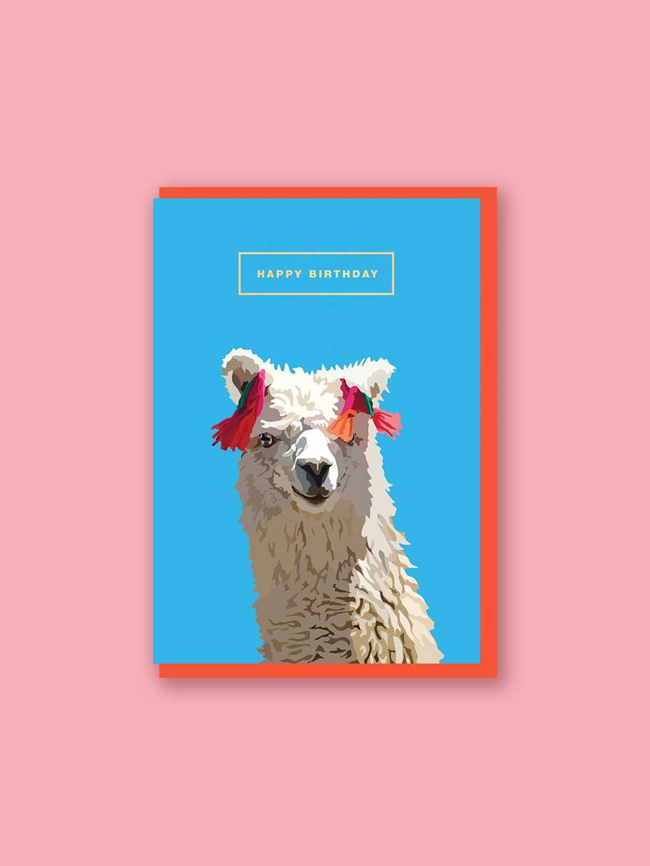 llama-happy-birthday-card