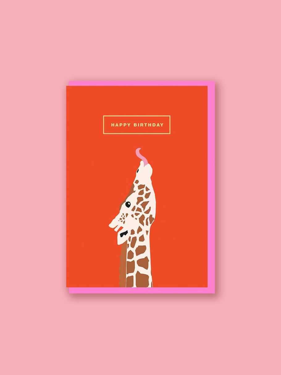 giraffe-happy-birthday-card
